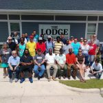 Lodge members and Volunteers