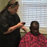 volunteer barbers
